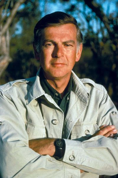 GM – FBF – Today's American Champion is an American paleoanthropologist.