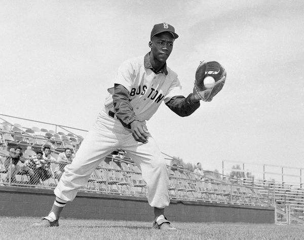 GM – FBF – Today's American Champion was an American Major League Baseball (MLB) infielder who played with the Boston Red Sox (1959–62) and New York Mets (1963).