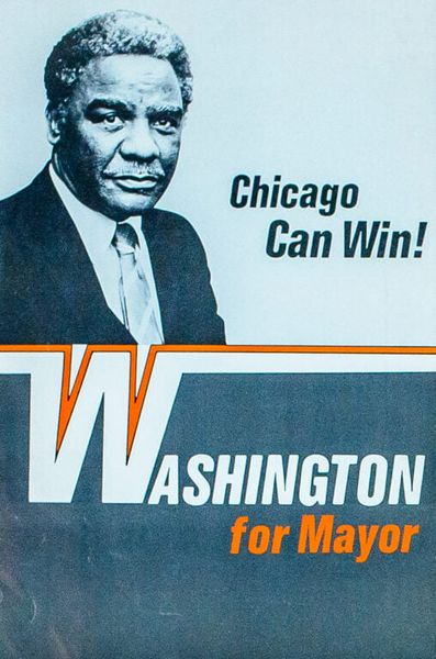 GM – FBF – Today's American Champion was an American lawyer and politician who was the 51st Mayor of Chicago.