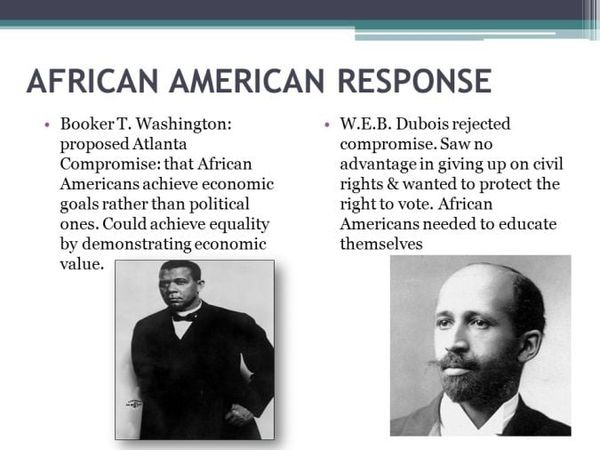 GM – FBF – Today's American Champion was  The Cotton States and International Exposition Speech was an address on the topic of race relations given by Booker T. Washington on September 18, 1895.