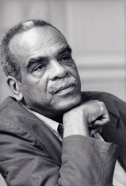 GM , FBF – Today's American Champion was a French writer, poet, philosopher, and literary critic from Martinique.