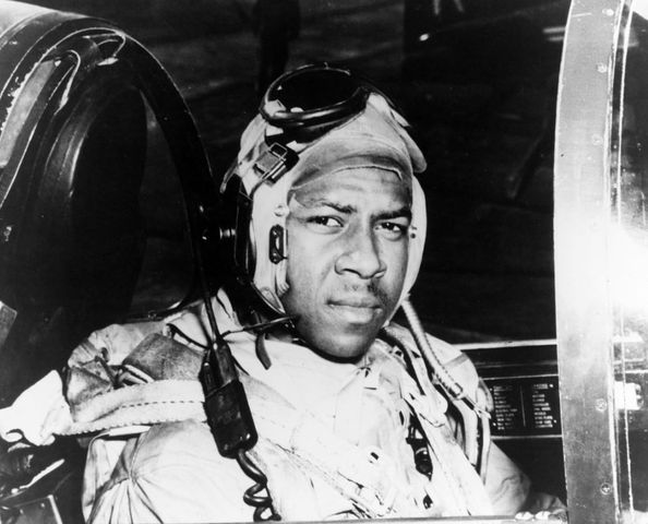 GM – FBF – Today's American Champion was a United States Navy officer.