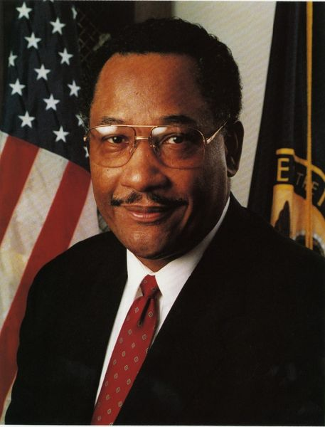 """GM – FBF – Today's American Champion was known as """"The Father of Community Policing,"""" became the first African American Mayor of Houston, Texas in 1997."""